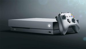 مایکروسافت از Xbox One X رونمایی کرد؛ قدرتمندترین کنسول حال حاضر