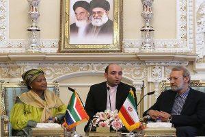 تسهیل روابط بانکی ایران و آفریقای جنوبی ضروری است